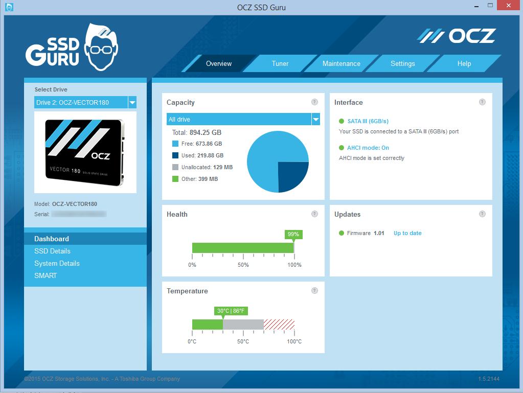 SSD Guru Overview