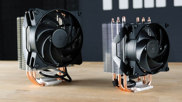 Cooler Master MasterAir Pro 3 & Pro 4 Review