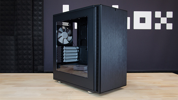 Fractal Design Define Mini C Review: Compact Power
