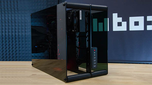 Raijintek Paean Open Frame Case Review