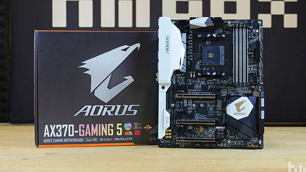 GIGABYTE AORUS AX370 Gaming 5 Review