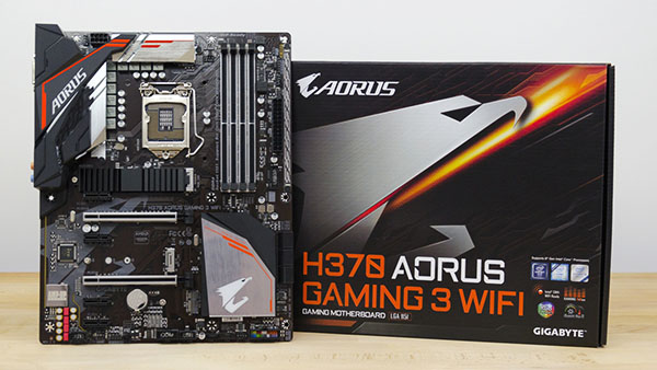 GIGABYTE B360 & H370 AORUS Gaming 3 WIFI Review