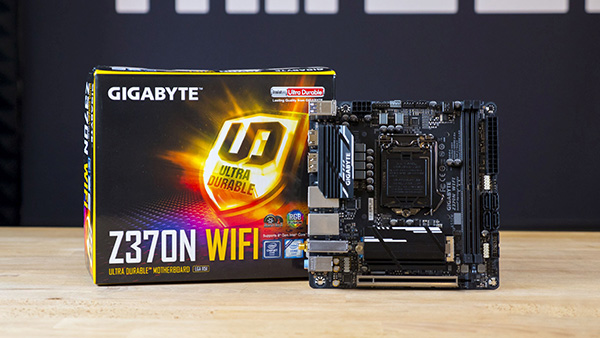 GIGABYTE Z370N WIFI Review
