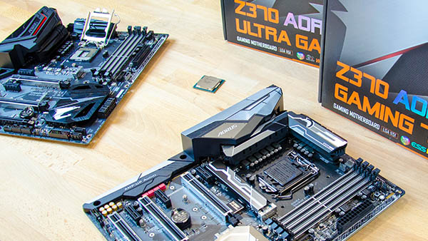 GIGABYTE AORUS Z370 Ultra Gaming & Gaming 7 Review