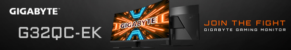 Gigabyte G32QC 165Hz