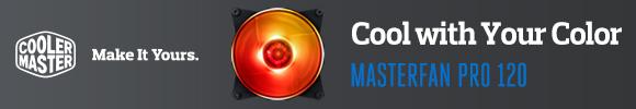 Coolermaster MasterFan RGB