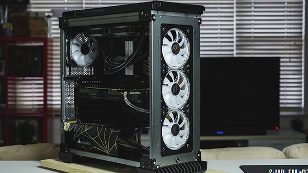 Featured Build Corsair 570x By Simplemodz