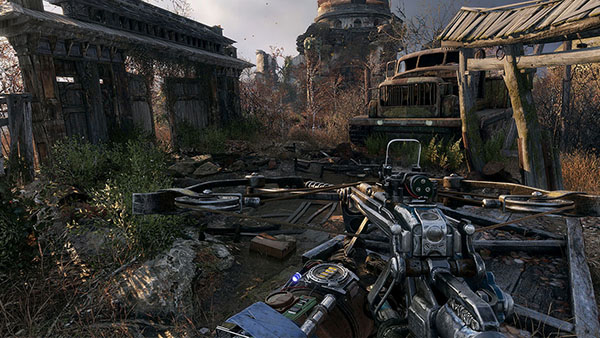 Metro Exodus: Το πρώτο AAA με real time Ray-Tracing