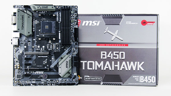 MSI B450 Tomahawk & B360 Mortar Review